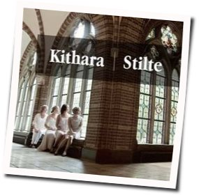 Kithara guitar chords for Stilte