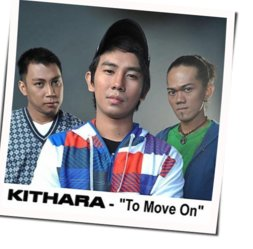 Kithara guitar chords for To move on