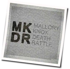 Mallory Knox guitar tabs for Death rattle