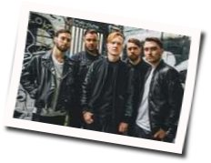 Mallory Knox guitar chords for Fire acoustic