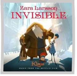Zara Larsson guitar chords for Invisible