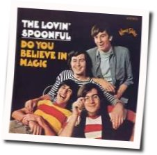 The Lovin Spoonful guitar chords for Do you believe in magic