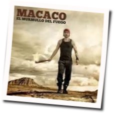 Macaco guitar chords for Love is the only way