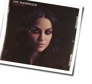 Amy MacDonald guitar chords for Feed my fire