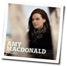 Amy MacDonald guitar chords for Pride acoustic