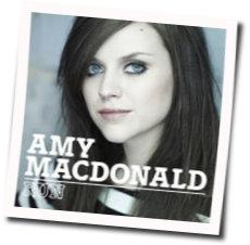 Amy MacDonald bass tabs for Run