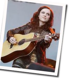 Amy MacDonald guitar chords for The road to home (Ver. 2)