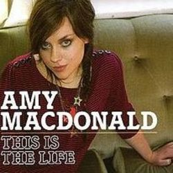 Amy MacDonald guitar chords for This is the life