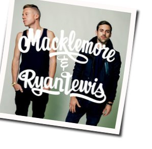 Macklemore And Ryan Lewis bass tabs for Cant hold us