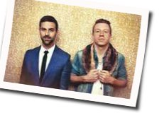 Macklemore And Ryan Lewis guitar chords for Spoons