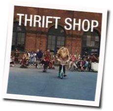 Macklemore bass tabs for Thrift shop