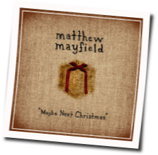 Matthew Mayfield guitar chords for Fix you
