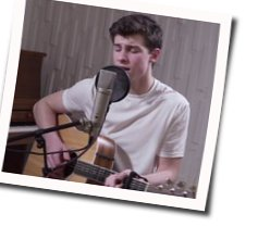 Shawn Mendes guitar chords for I dont even know your name acoustic