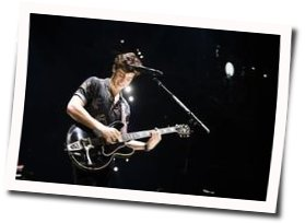 Shawn Mendes guitar chords for In my blood (Ver. 4)