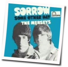 The Merseybeats guitar chords for Sorrow