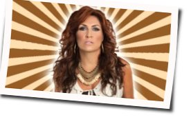 Jo Dee Messina guitar chords for Heads carolina tails california