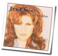 Jo Dee Messina guitar chords for He'd never seen julie cry