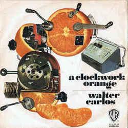 Misc Soundtrack chords for A clockwork orange theme