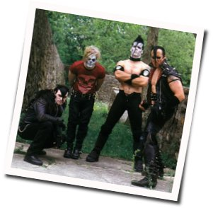 Misfits guitar tabs for Shining