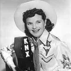 Patsy Montana guitar chords for Cowboys sweetheart