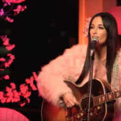 Kacey Musgraves guitar chords for Love is a wild thing