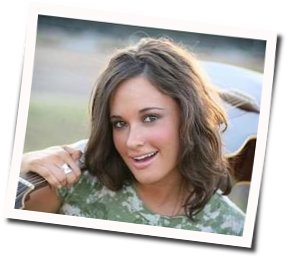 Kacey Musgraves guitar chords for Trailer song
