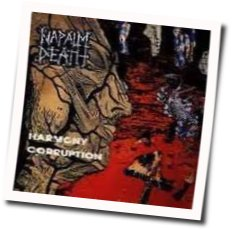 Napalm Death guitar tabs for Inner incineration