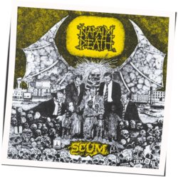 Napalm Death guitar chords for You suffer