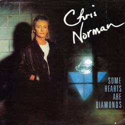 Chris Norman guitar chords for Some hearts are diamonds