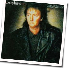 Chris Norman guitar chords for The night has turned cold