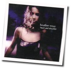 Heather Nova guitar chords for Heart shoulder