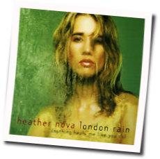 Heather Nova guitar chords for London rain