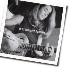 Heather Nova guitar chords for Storm