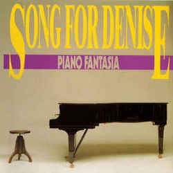 Piano Fantasia guitar tabs for Song for denise