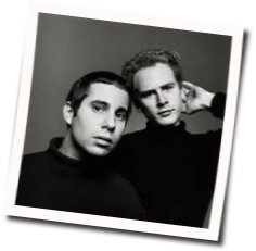 Simon & Garfunkel guitar tabs for Sound of silence (Ver. 2)