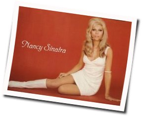 These Boots Are Made For Walkin Ver 2 Guitar Chords By Nancy Sinatra Guitar Chords Explorer