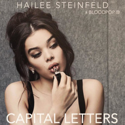 Hailee Steinfeld guitar chords for Capital letters acoustic