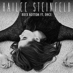 Hailee Steinfeld guitar chords for Rock bottom (Ver. 2)
