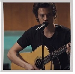 Harry Styles guitar tabs for Two ghosts