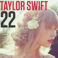 Taylor Swift guitar chords for 22 ukulele