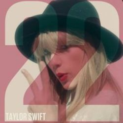 Taylor Swift guitar chords for 22 (Ver. 2)