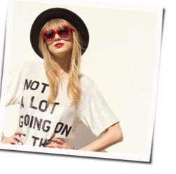 Taylor Swift guitar chords for 22 (Ver. 3)