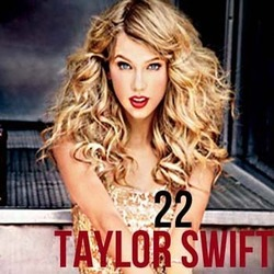 Taylor Swift guitar chords for 22 (Ver. 4)