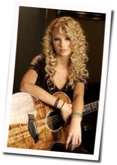 Taylor Swift guitar chords for American boy (Ver. 2)