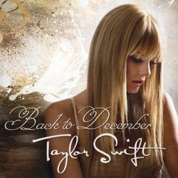 Taylor Swift guitar chords for Back to december (Ver. 2)