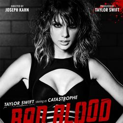 Taylor Swift guitar chords for Bad blood
