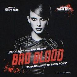 Taylor Swift guitar chords for Bad blood (Ver. 3)