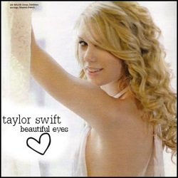 Taylor Swift guitar chords for Beautiful eyes acoustic