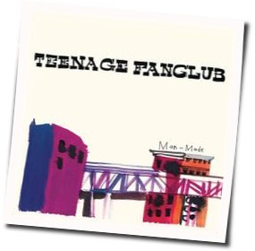 Teenage Fanclub guitar chords for Shock and awe
