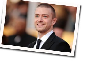 Justin Timberlake guitar tabs for What goes around